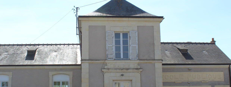 Mairie de Saulgé