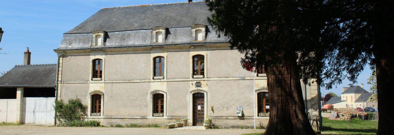 Mairie des Alleuds