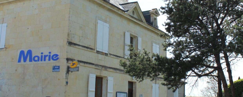 Mairie déléguée de Coutures