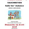 Vide-greniers A.P.E Vauchrétien