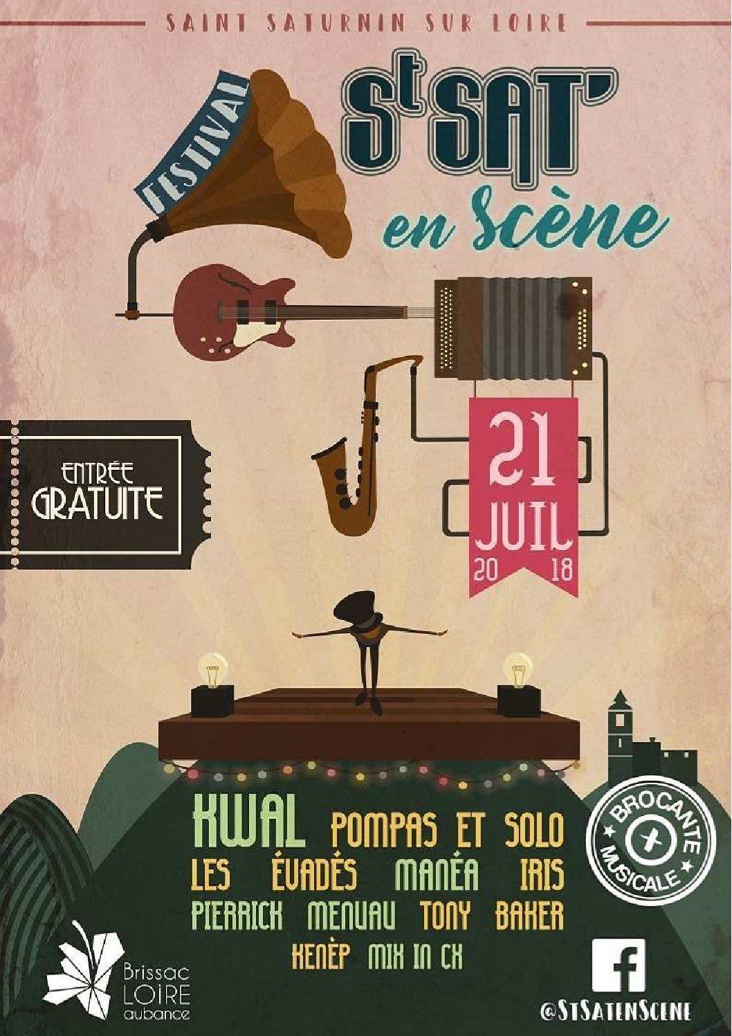 St Sat' en scène Festival de...